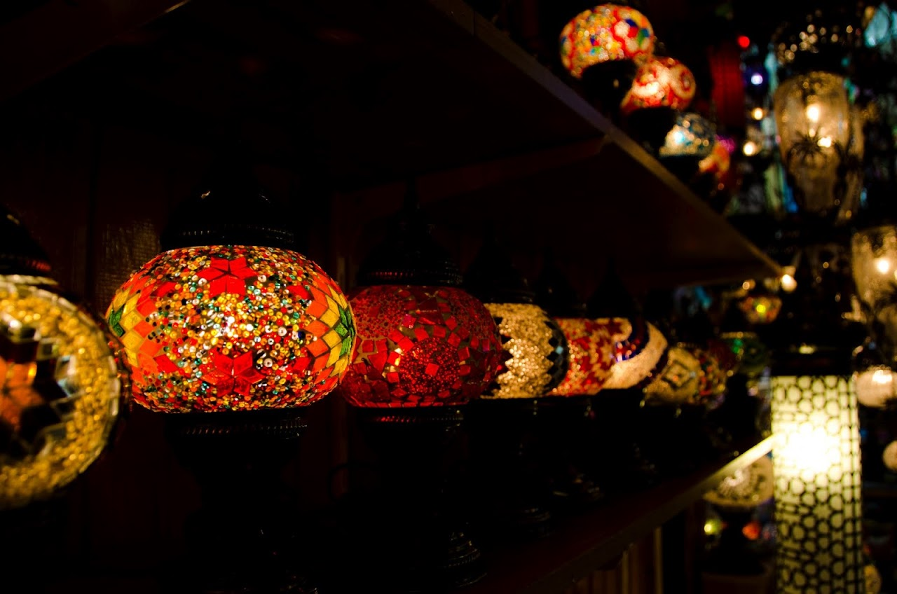 Istanbul lamps
